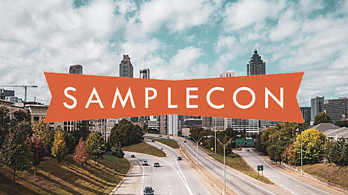 dataSpring goes to Samplecon